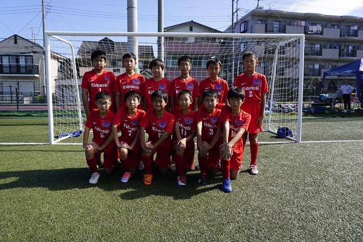 岸町サッカーフェスティバル