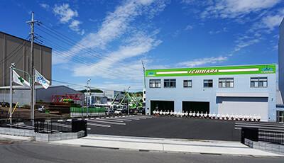 埼玉県三芳町にある市原重機建設は1972年創立のクレーンチャーター